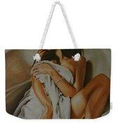 Woman Bathing 3 Weekender Tote Bag