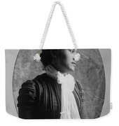Woman, C1900 Weekender Tote Bag