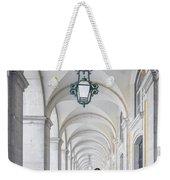 Woman In Archway  Weekender Tote Bag