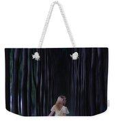 Woman In Forest Weekender Tote Bag by Joana Kruse