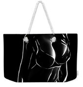 Woman In The Dark Weekender Tote Bag