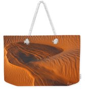 Woman In The Dunes Weekender Tote Bag