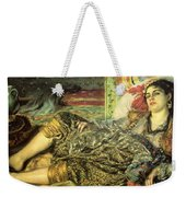 Woman Of Algiers Weekender Tote Bag