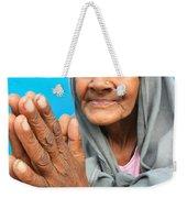 Woman Of India Weekender Tote Bag