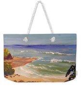 Wombarra Beach Weekender Tote Bag