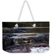 Wombat Pool Lake Spills Into A Small Weekender Tote Bag