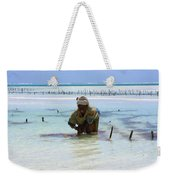 Women Of The Sea Weekender Tote Bag