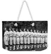 Women's Baseball Team Weekender Tote Bag