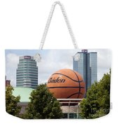 Women's Basketball Hall Of Fame Knoxville Tennessee Weekender Tote Bag