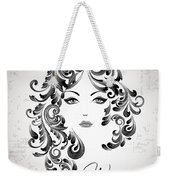 Women's Day Usa Weekender Tote Bag