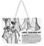 Women's Wear, 1902 Weekender Tote Bag