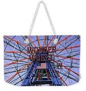 Wonder Wheel 2013 - Coney Island - Brooklyn - New York Weekender Tote Bag