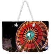 Wonder Wheel - Slow Shutter Weekender Tote Bag