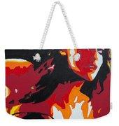 Wonder Woman - Sister Inspired Weekender Tote Bag