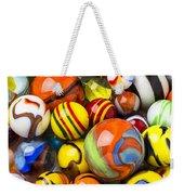 Wonderful Marbles Weekender Tote Bag