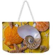 Wonderful Sea Life Weekender Tote Bag