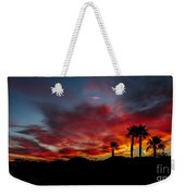 Wonderful  Sunrise Weekender Tote Bag