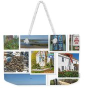 Wonderful Wellfleet Weekender Tote Bag