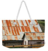 Wonderfully Weathered Weekender Tote Bag