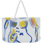 Wondering Amy Weekender Tote Bag