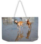 Woo Hoo - It's A Beach Day Weekender Tote Bag
