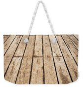 Wood And Water Weekender Tote Bag