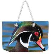 Wood Duck IIi Weekender Tote Bag
