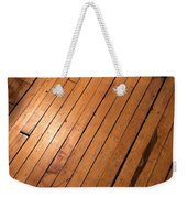 Wood Floor.jpg Weekender Tote Bag