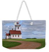 Wood Islands Lighthouse - Pei Weekender Tote Bag