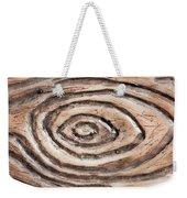 Wood Patterm Weekender Tote Bag