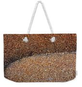 Wood Shavings Weekender Tote Bag