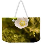 Wood Sorrel Weekender Tote Bag
