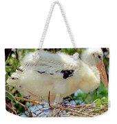 Wood Stork Mycteria Americana Weekender Tote Bag