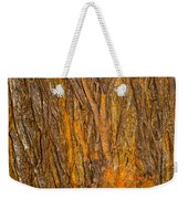 Wood Texture 3 Weekender Tote Bag