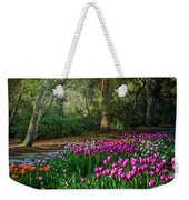 Wooded Bliss Weekender Tote Bag