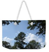 Wooded Forest  Weekender Tote Bag