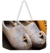 Wooden Clogs Weekender Tote Bag