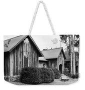 Wooden Country Church 2 Weekender Tote Bag