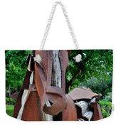 Wooden Horse16 Weekender Tote Bag