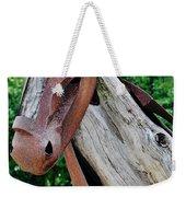 Wooden Horse21 Weekender Tote Bag