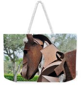 Wooden Horse26 Weekender Tote Bag