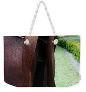 Wooden Horse5 Weekender Tote Bag