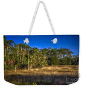 Woodland And Marsh Weekender Tote Bag by Marvin Spates