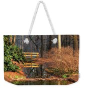 Woodland Bridge 2014 Weekender Tote Bag