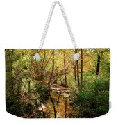 Woodland Brook  Weekender Tote Bag