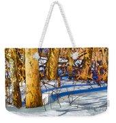Woodland Graphic Weekender Tote Bag