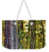 Woodland Morning Weekender Tote Bag