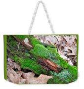Woodland Mosses Weekender Tote Bag