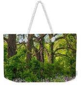 Woodland Phlox 2 Weekender Tote Bag