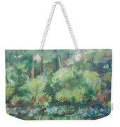 Woodland Pond Weekender Tote Bag